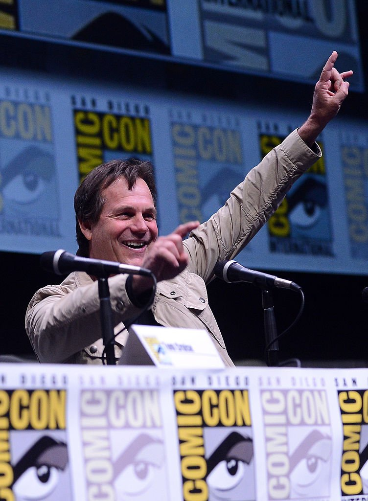 Bill Paxton onstage during the Comic-Con 2013 in California. | Photo: Getty Images