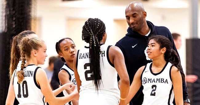 Kobe Bryant Coaches Daughter Gianna's Basketball Team a Day Before Their Deaths in Touching Photos