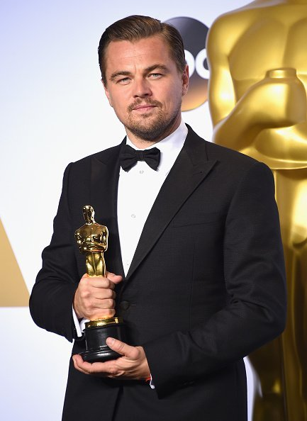 Actor Leonardo DiCaprio at  88th Annual Academy Awards  in Hollywood, California. | Photo: Getty Images.