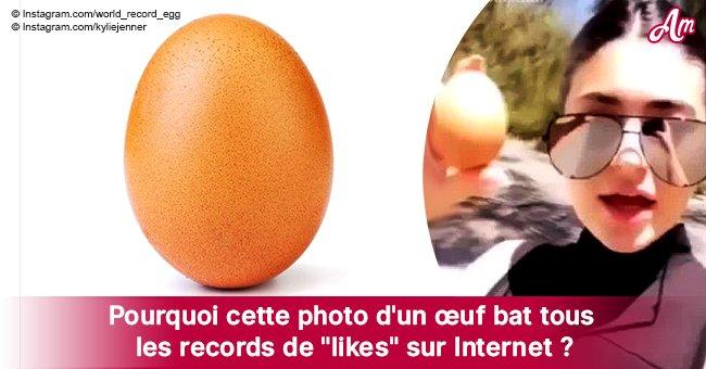 """Pourquoi cette photo d'un œuf bat tous les records de la mention """"j'aime"""" sur Internet"""