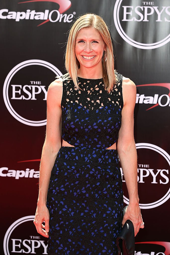 Marie Tillman at The 2016 ESPYS at Microsoft Theater on July 13, 2016 in Los Angeles   Photo: Getty Images