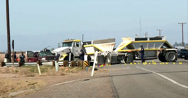 SUV Collides with Semi-truck, Leaving 13 Dead and 13 Injured in California's Imperial County