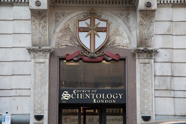 Church of Scientology, London | Photo: Getty Images