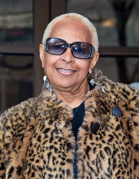 """Marvin Gaye's sister Zeola Gaye visits FOX 29's """"Good Day"""" to promote """"My Brother Marvin"""" 