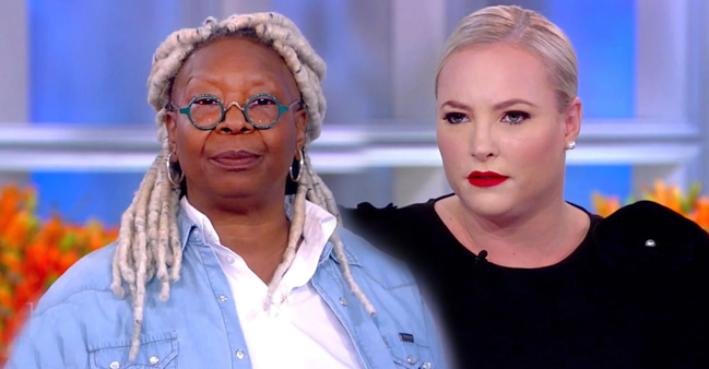 Meghan McCain Slammed by 'The View' Fans after Her On-Air Clash with Whoopi Goldberg Went Viral