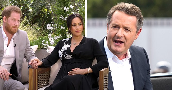 Piers Morgan Says It's Time to Take a Stand for the Queen Amid Meghan & Harry's Shocking Claims
