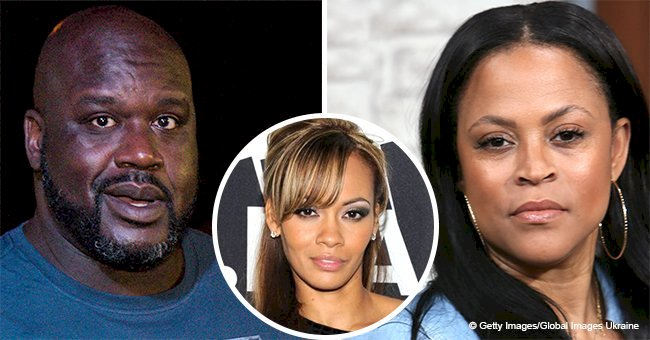 Evelyn Lozada heats up talk after sharing photo of Shaq O'Neal's ex-wife Shaunie on her birthday