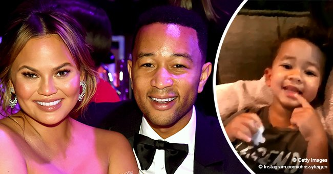 Chrissy Teigen Back Home after Breast Implant Removal Surgery
