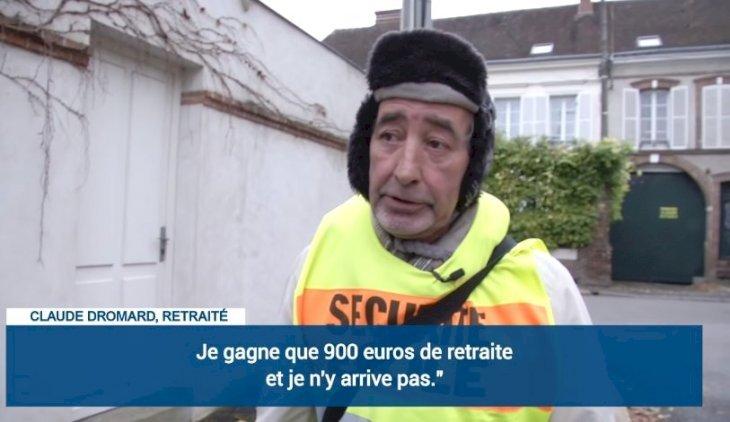 Claude Dromard témoigne au micro de BFMTV. I Photo : Youtube/BFMTV