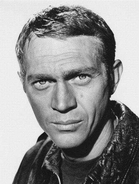 L'incomparable acteur Steve McQueen. l Source: Getty Images