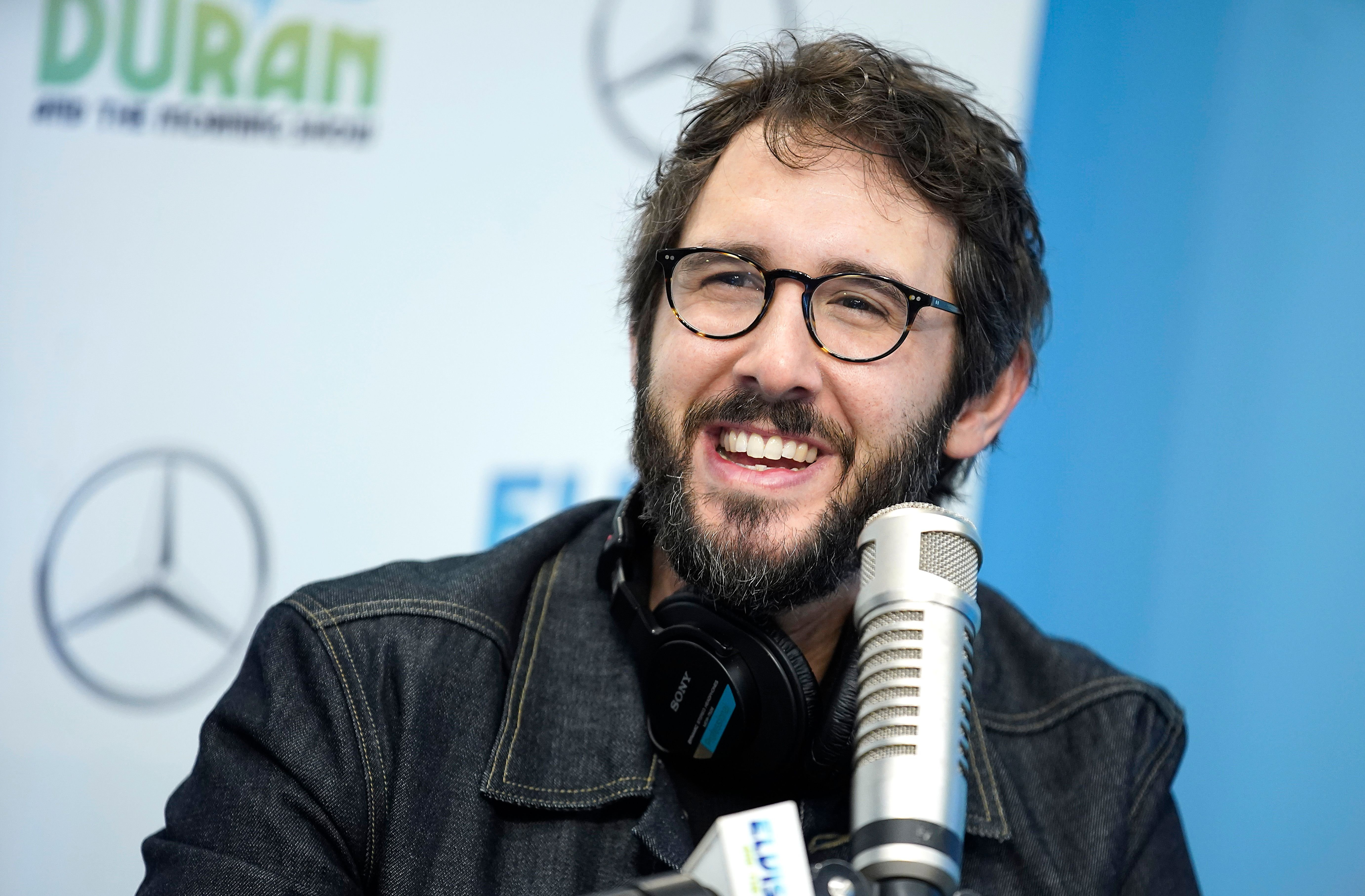 Josh Groban at 'The Elvis Duran Z100 Morning Show' on October 11, 2019 in New York City | Photo: Getty Images