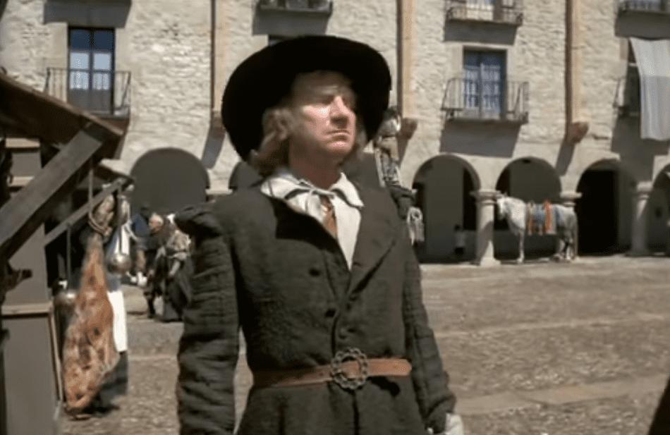 Fernando Fernán Gómez en la serie española El Pícaro, de 1974.   Imagen: YouTube/homesanto