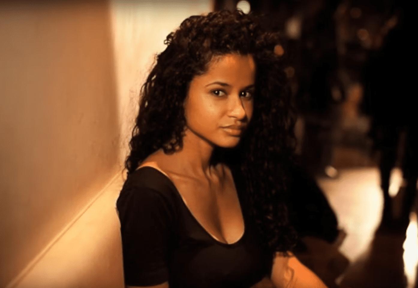 Susy Pérez, exmodelo y exbailarina de origen dominico-puertorriqueña.   Imagen: YouTube/Voice Ovah