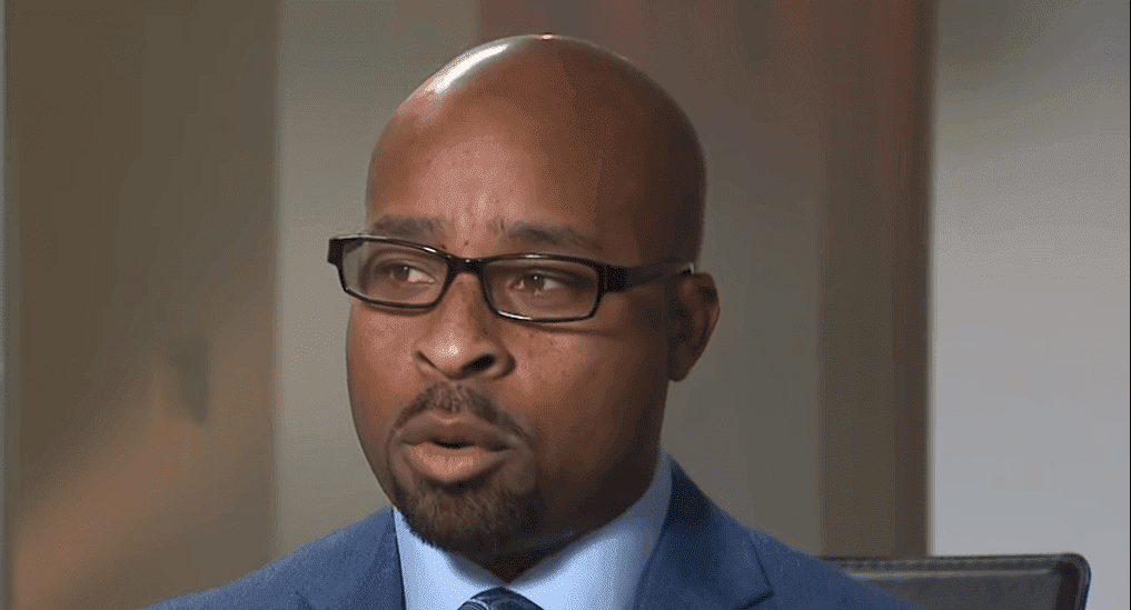 """How rough and tough can you be when you got 11 to 12 people who want to put a noose around your neck and hang you 'til you're dead?"" Brooks said in an interview with CNN 