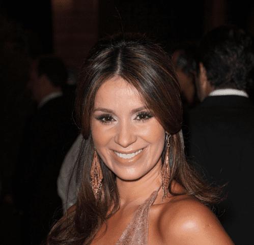 Catherine Siachoque asiste a la séptima edición anual de Fed Ex y St Jude Angels and Stars Gala en el Hotel InterContinental el 16 de mayo de 2009 en Miami. |Imagen: Getty Images