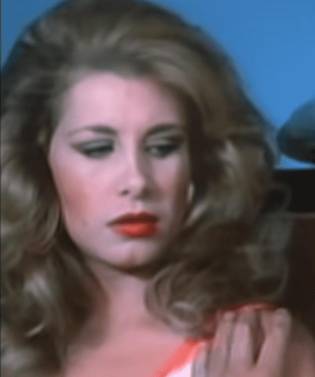 Claudia Islas, gran actriz y vedette de la época de oro del cine mexicano. | Imagen: YouTube/Historias Engarzadas