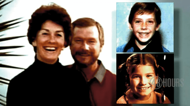 Douglas and Peggy Ryen, their daughter Jessica, and her friend Christopher Hughes were the victims. | Source: YouTube/48 Hours