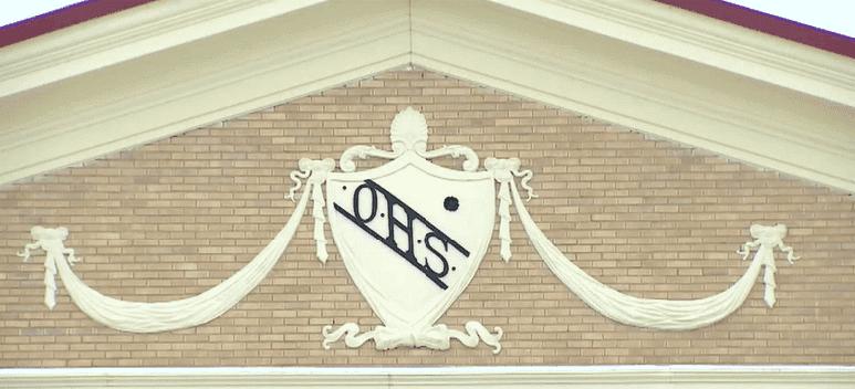 Owatonna Senior High School building. | Source: FOX9