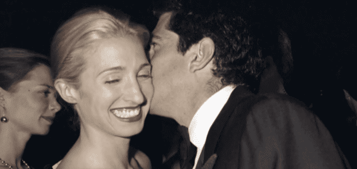 John F. Kennedy Jr. and Carolyn Bessette | Photo: TODAY