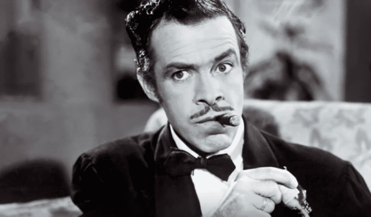 Germán Valdés, famoso actor mexicano |  Imagen: YouTube/Cronos FILMS TV