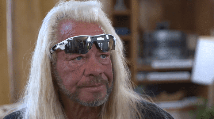Duane 'Dog' Chapman listening to Dr. Oz's words | Photo: The Dr. Oz Show