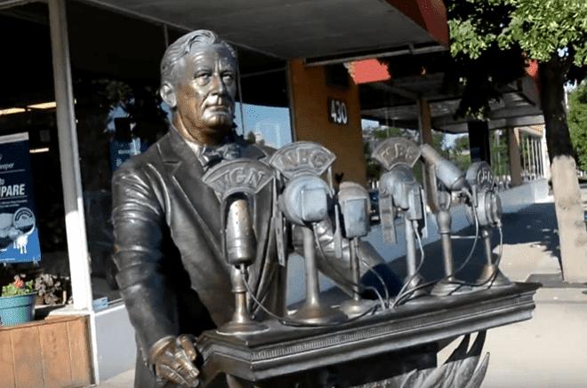 Former U.S. President Franklin Roosevelt | Photo: Kaiserrr