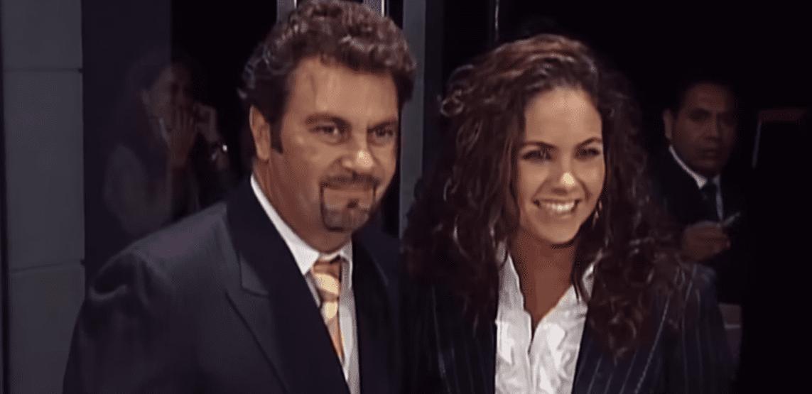 Lucero y Mijares. | Imagen: YouTube/Univision