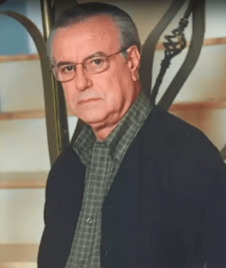 José Bardina, famoso actor de origen español. | Imagen: YouTube/ai.pictures Español