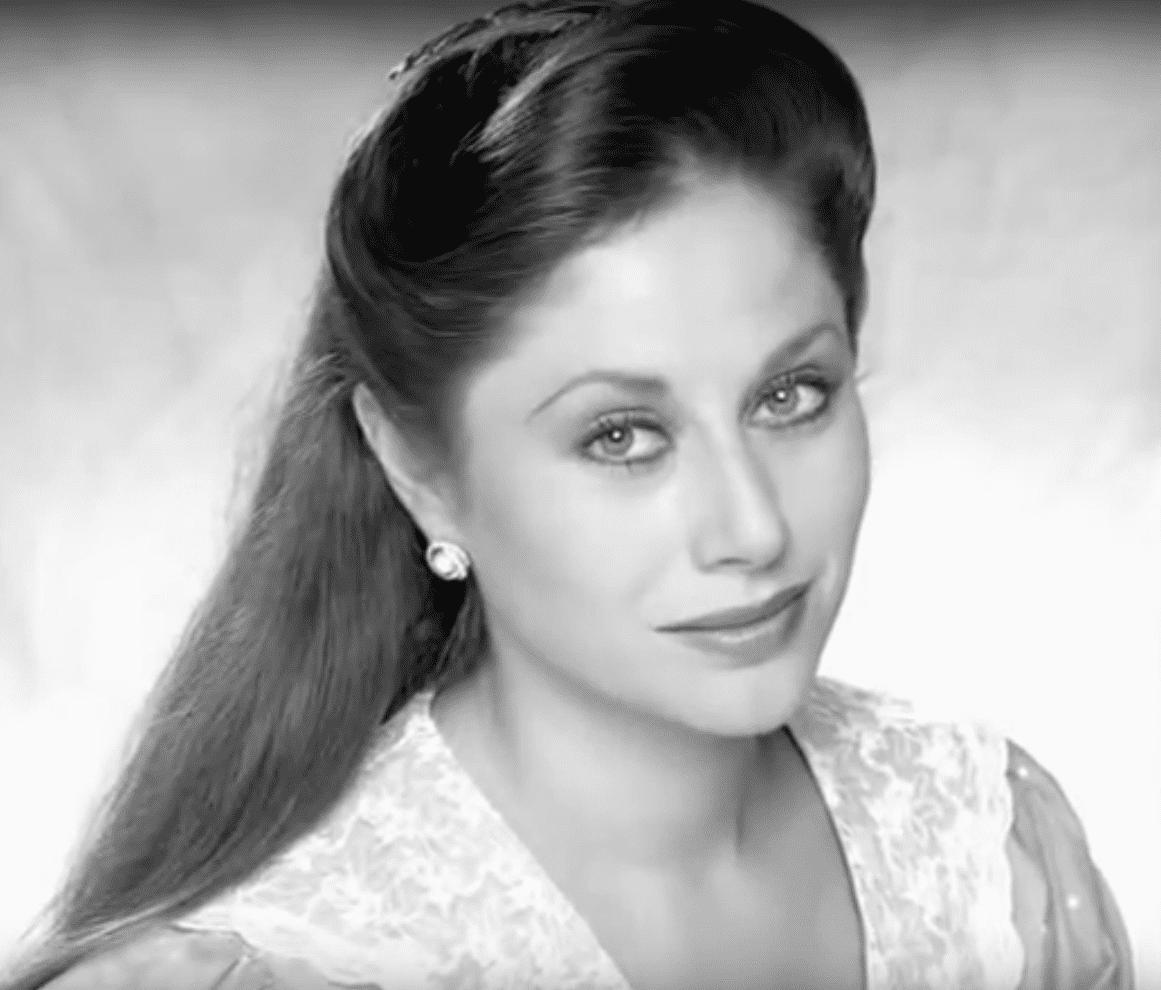 Angélica Aragón, famosa actriz mexicana. | Imagen: YouTube/Canal Once