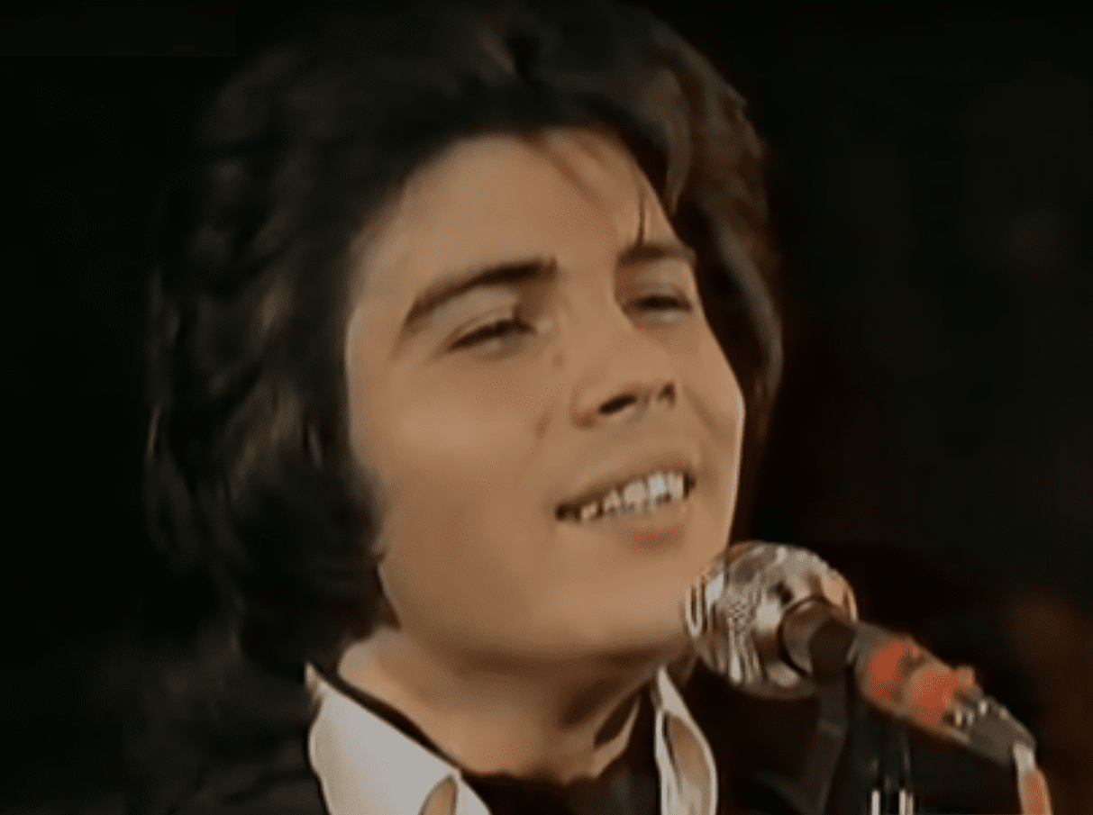 Miguel Gallardo, compositor y cantante español de la década de los 70.   Imagen: YouTube/mraldovera