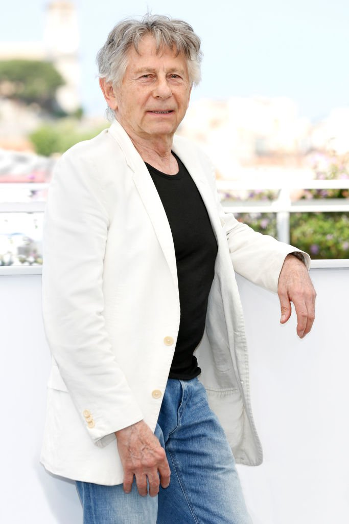 Roman Polanski at the 70th International Cannes Film Festival on May 27, 2017 | Photo: Getty Images