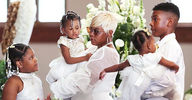 Family and Friends Pay Tribute to Rayshard Brooks during a Private Funeral in Atlanta