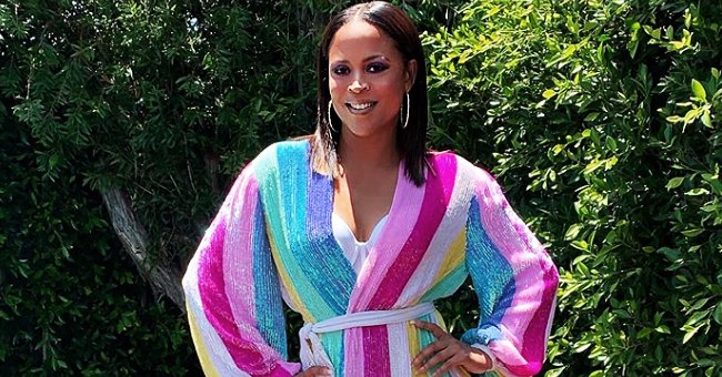 Shaunie O'Neal Flaunts Slim Figure by a Pool after Quashing Shaq Reconciliation Rumors