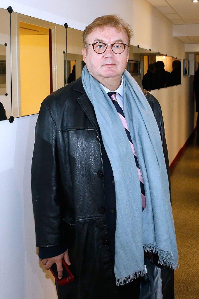 Le producteur Dominique Besnehard. l Source : Getty Images