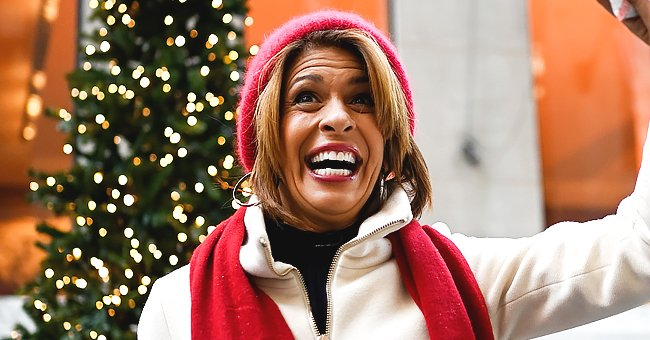 How 'Today' Co-host Hoda Kotb Spent a Snow Day with Her Daughters — See the Adorable Photos