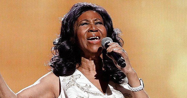 Listen to Aretha Franklin's Granddaughter Victorie Sing an Original Composition About Her Late Grandma
