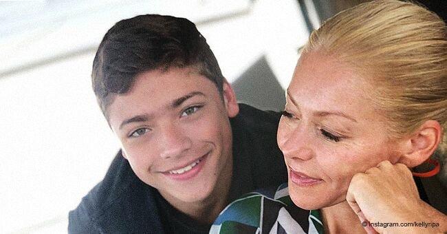 Kelly Ripa and Mark Consuelos Shared Sweet Congratulations to Their 'Birthday Baller' Son