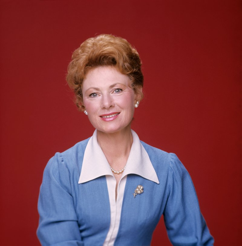 """Marion Ross as Marion Cunningham on """"Happy Days,"""" in July 1975. 