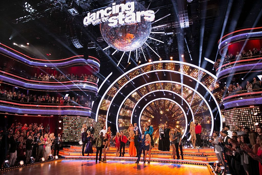 """""""Dancing with the Stars"""" all-new celebrity cast were ready to hit the ballroom floor on March 21, 2016 