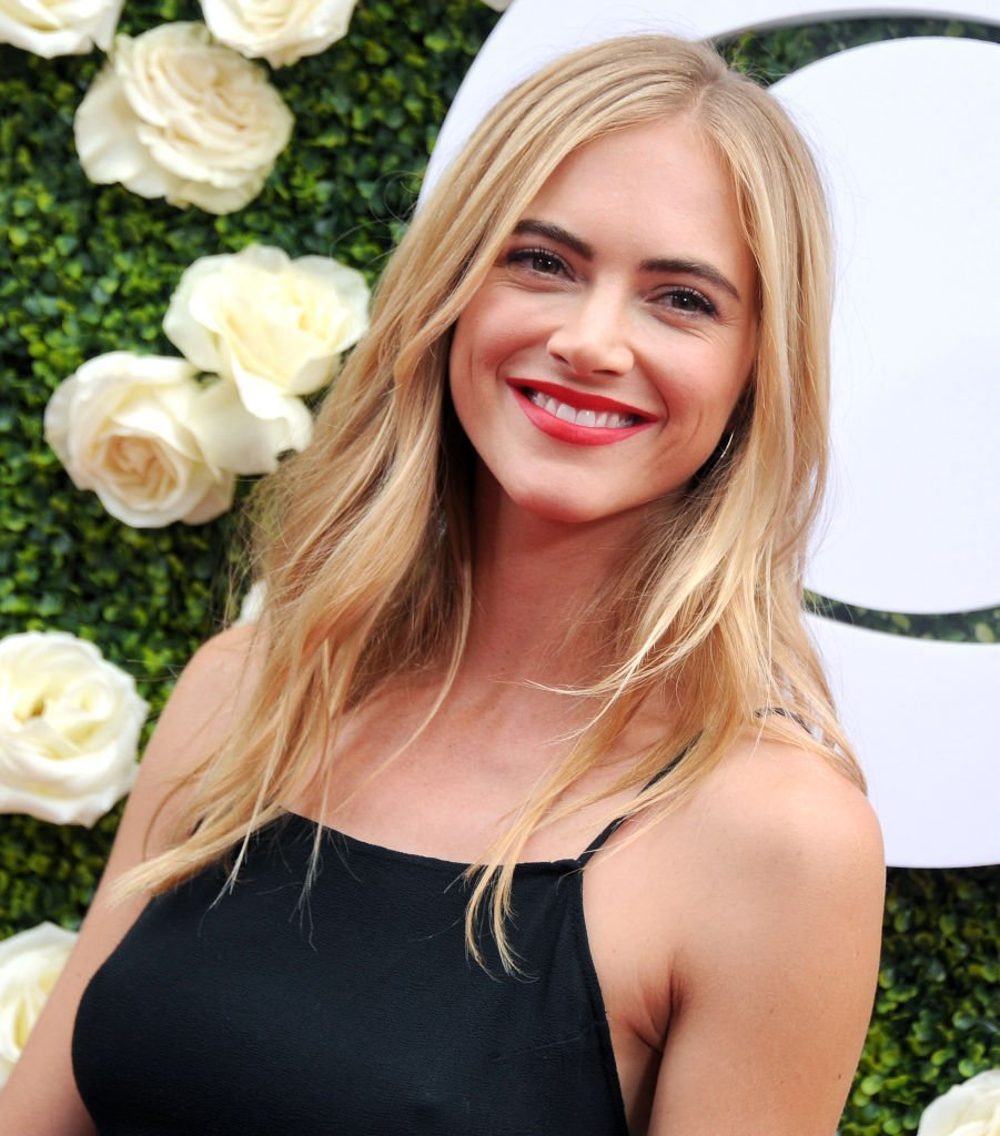Emily Wickersham arrives at the 2017 Summer TCA Tour - CBS Television Studios' Summer Soiree at CBS Studios - Radford| Getty Images