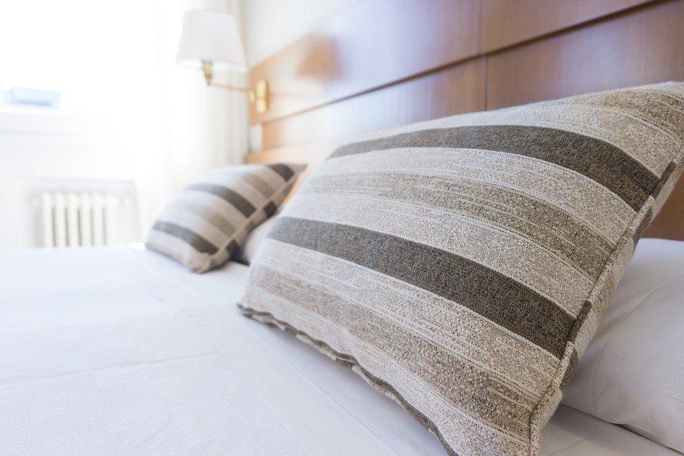 Un dormitorio.| Imagen: Pixabay
