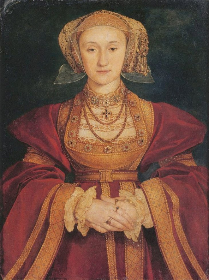 Anne of Cleves   Wikimedia Commons/ Public Domain