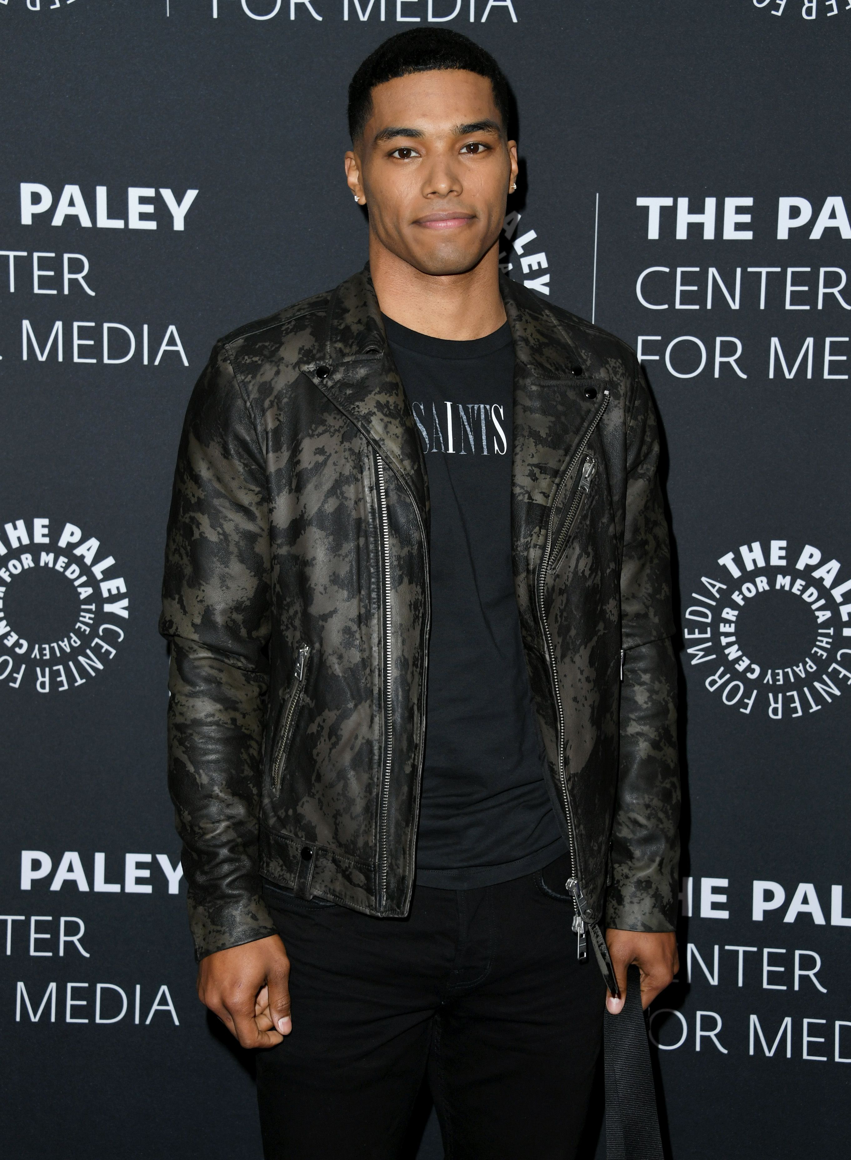 """Rome Flynn at the premiere of the last season of """"How To Get Away With Murder"""" in November 2019 in Beverly Hills 