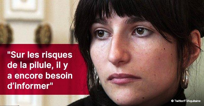 Marion Larat, victime d'un AVC à l'âge de 19 ans, émet un témoignage émouvant