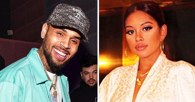 Chris Brown's Recent Posts on Instagram Has Fans Thinking He Had Baby with Ammika Harris & They Sent Him Congratulatory Messages
