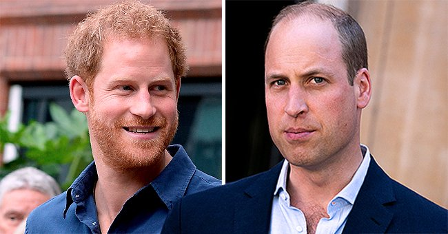 People: William & Harry Reportedly Didn't Leave on Good Terms, Family Friend Claims
