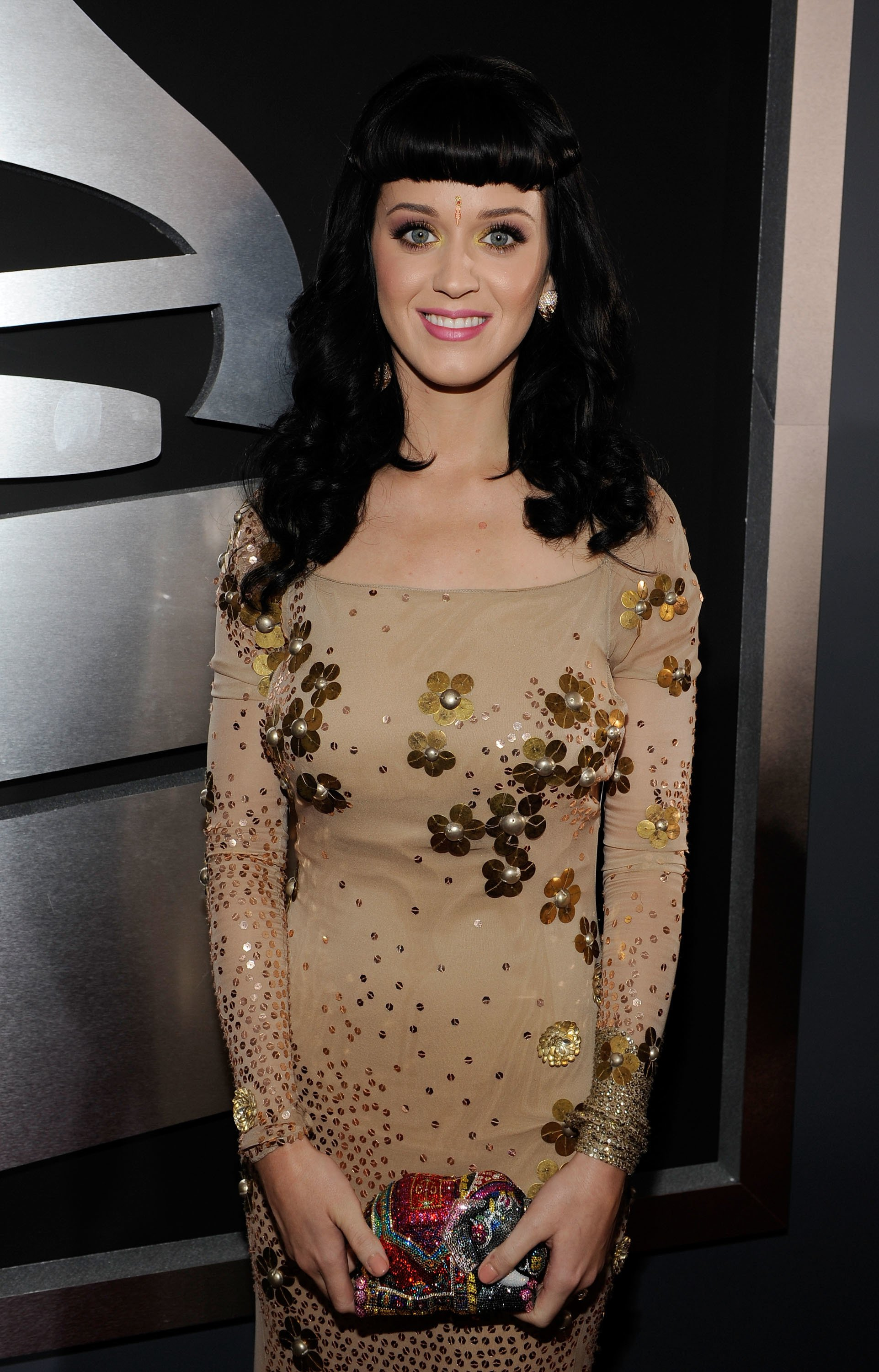 Katy Perry at the 52nd Annual GRAMMY Awards on January 31, 2010 in Los Angeles, California | Photo: Getty Images