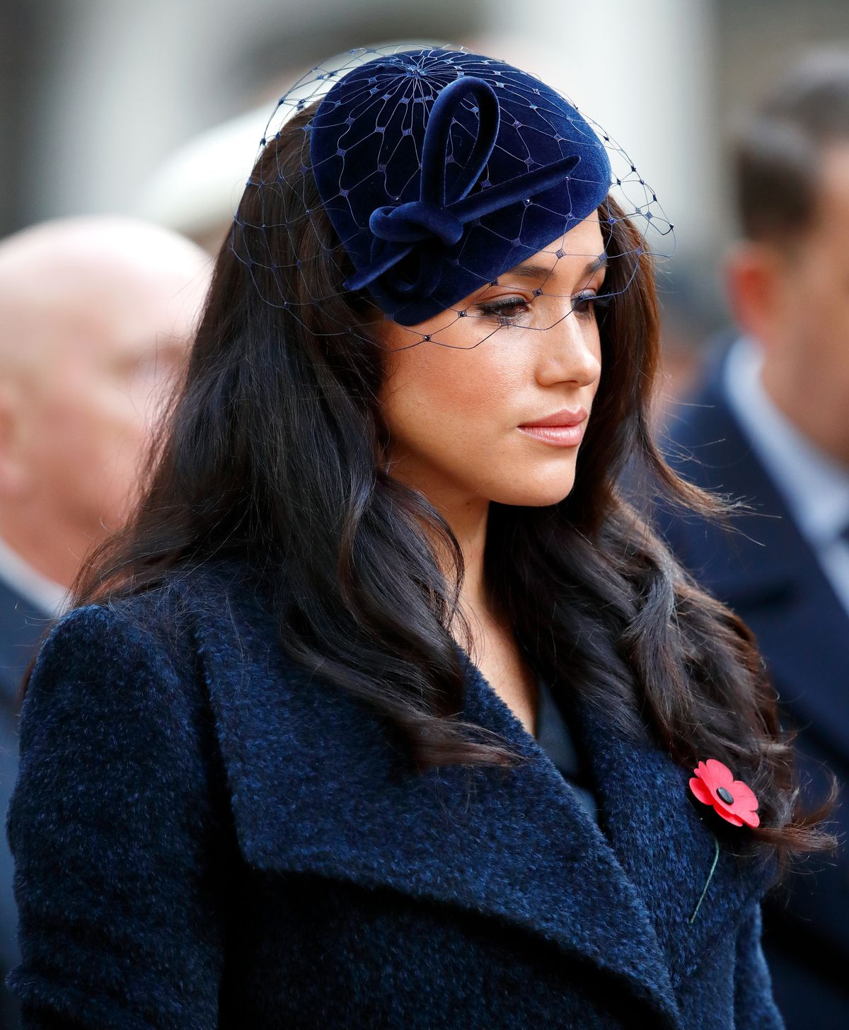 Duchess Meghan atthe 91st Field of Remembrance at Westminster Abbey on November 7, 2019, in London, England   Photo:Max Mumby/Indigo/Getty Images