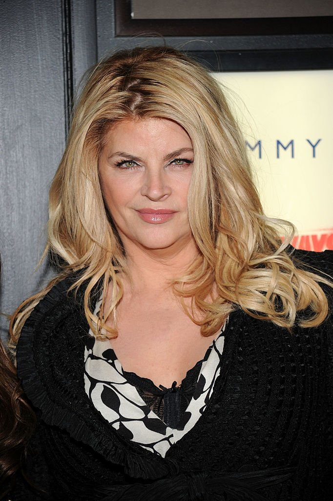 "Actress Kirstie Alley at the premiere of ""The Runaways"" at Landmark Sunshine Cinema on March 17, 2010 