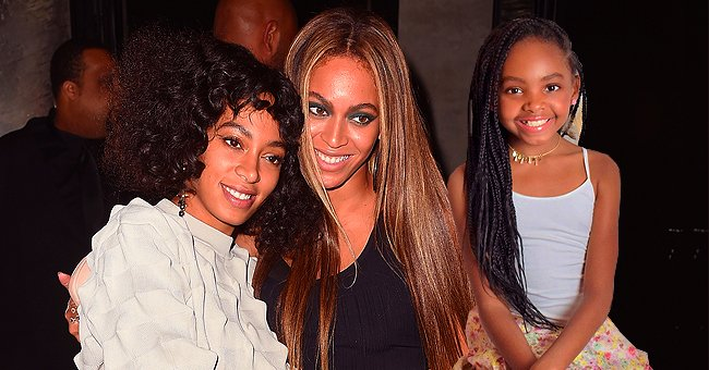 Beyoncé & Solange's Little Half-Sister Koi Knowles Is All Grown up and Poses like a Pro in Stunning Photos